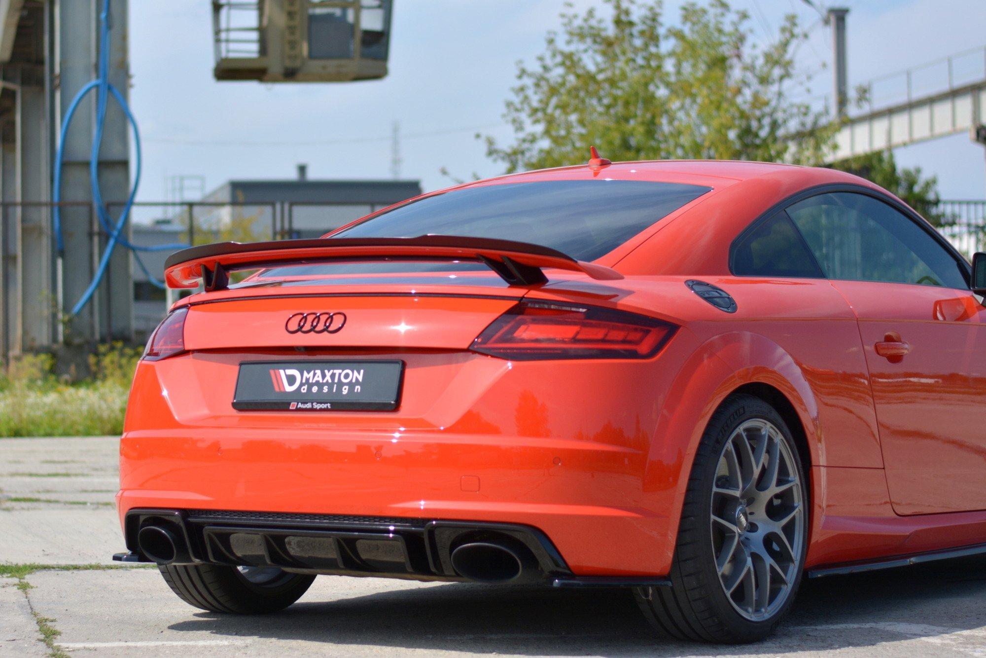 Przedłużenie Spoilera Audi TT RS 8S | Nasza Oferta  Audi ...