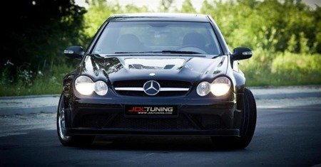 Bodykit + Maska Mercedes CLK W209 Black Series Look