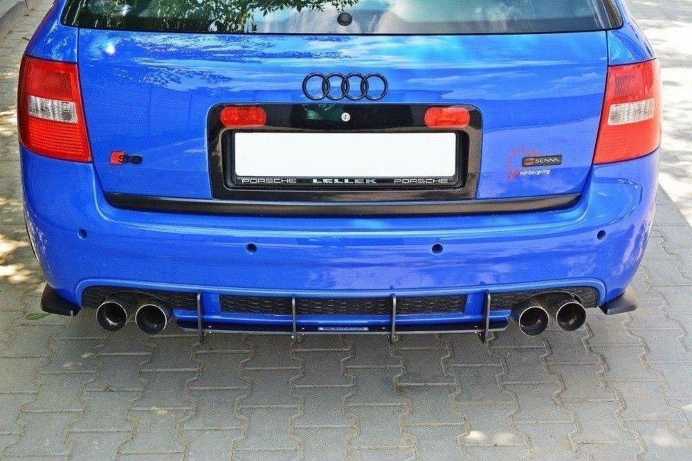 Dyfuzor Tylny Audi RS6 C5   Nasza Oferta  Audi  A6 / S6 ...