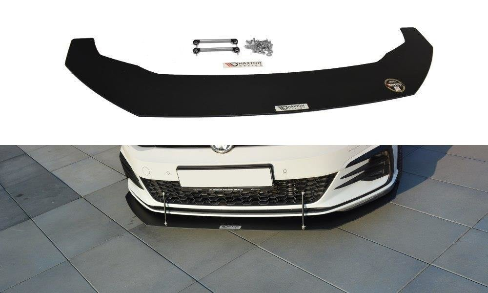 Splitter Przedni Racing V.1 VW Golf 7 GTI Facelift