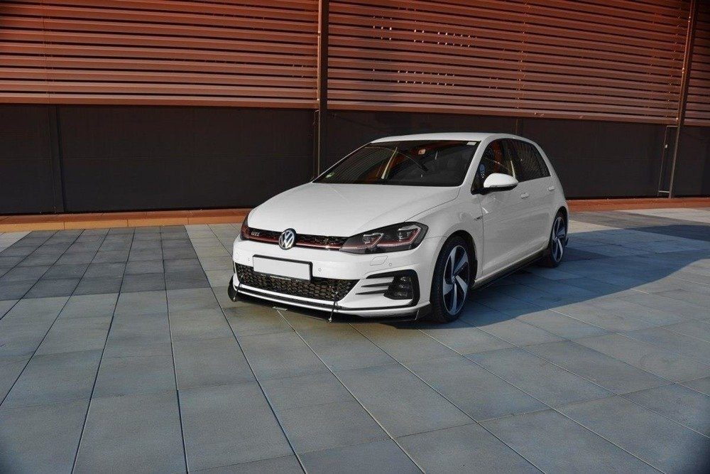 Splitter Przedni Racing V.2 VW Golf 7 GTI Facelift