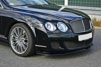 SPLITTER  PRZEDNI V.1 BENTLEY CONTINENTAL GT
